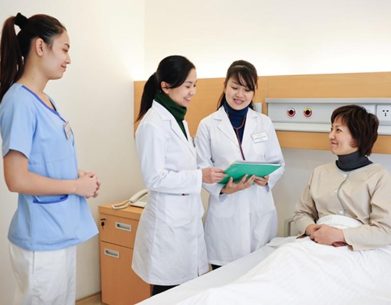 Chính sách bảo hiểm trong khám chữa bệnh theo BHYT tại bệnh viện Xương khớp Quan dân 102