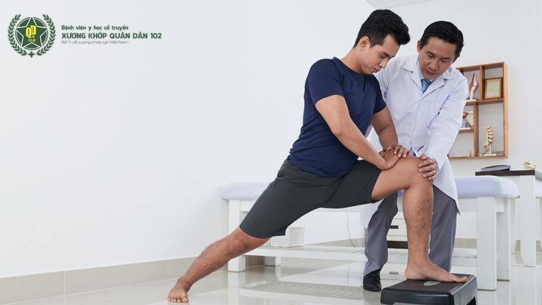 Vật lý trị liệu là phương pháp điều trị, phục hồi chứng năng không dùng thuốc mang lại hiệu quả cao
