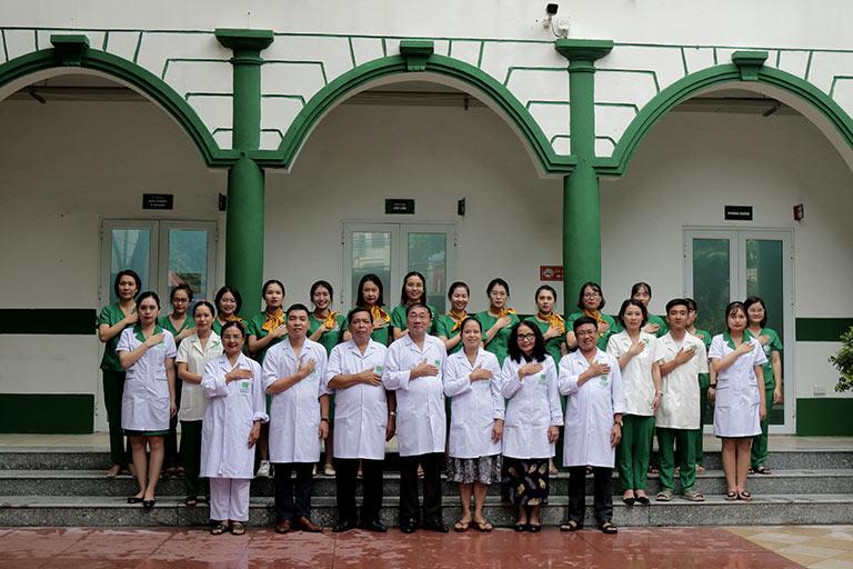 Bệnh viện YHCT Xương khớp Quân Dân 102 ra đời với sứ mệnh chăm sóc sức khỏe cộng đồng bằng Y học cổ truyền tốt nhất