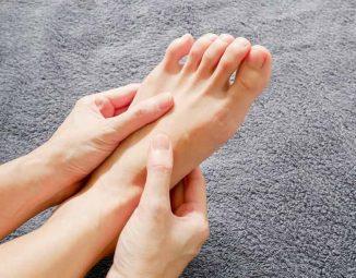 Thoát vị đĩa đệm gây tê chân