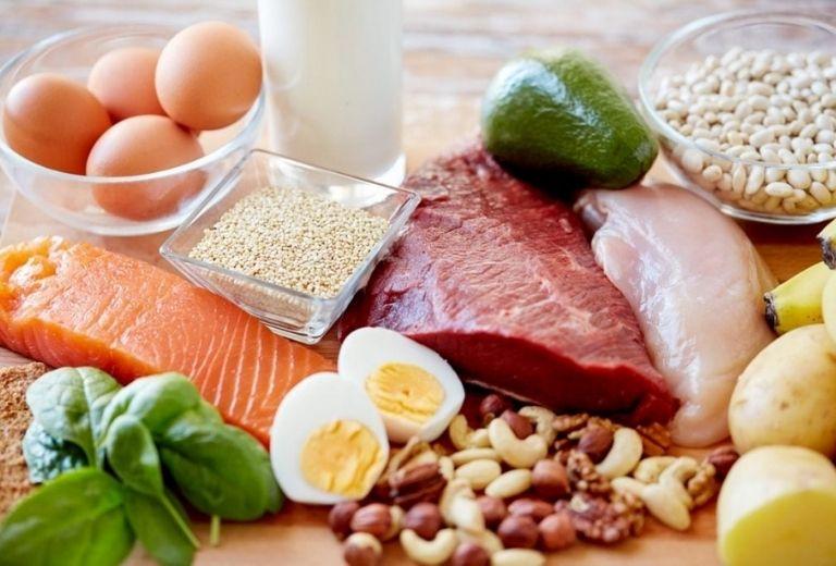 Bổ sung những thực phẩm giàu chất dinh dưỡng