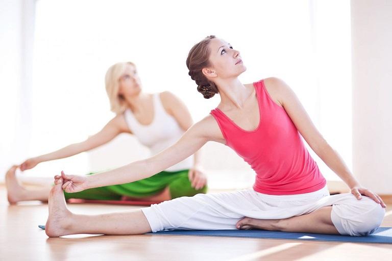 Luyện tập yoga rất tốt cho sức khỏe và điều trị bệnh