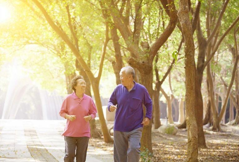 Luyện tập thể dục thể thao hàng ngày giúp giải phóng endorphin