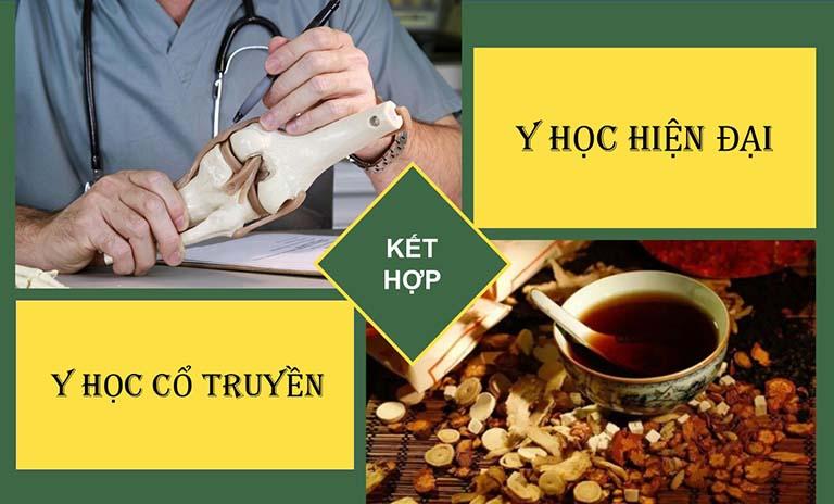 Đông y có biện chứng là phương pháp kết hợp y học hiện đại và y học cổ truyền