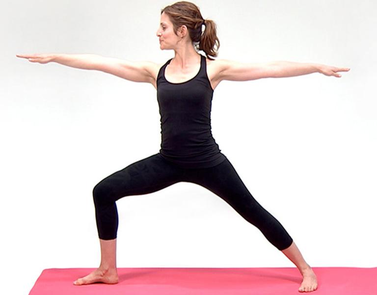 Bệnh nhân có thể lựa chọn các động tác yoga để nhanh chóng hồi phục