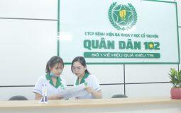 Bệnh viện Xương khớp Quân dân 102: Địa chỉ khám, chữa bệnh toàn diện, an toàn được người bệnh tin tưởng