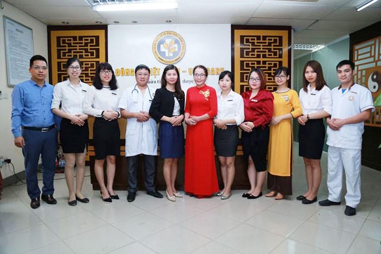 Bệnh viện Xương khớp Quân dân 102 có tiền thân là Trung tâm Thừa kế và Ứng dụng Đông y Việt Nam