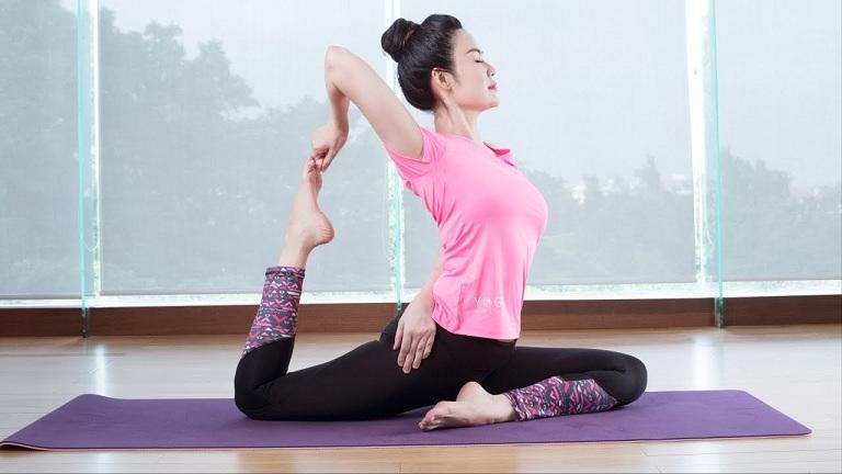 Tập yoga rất tốt cho xương khớp, đồng thời nâng cao sức khỏe