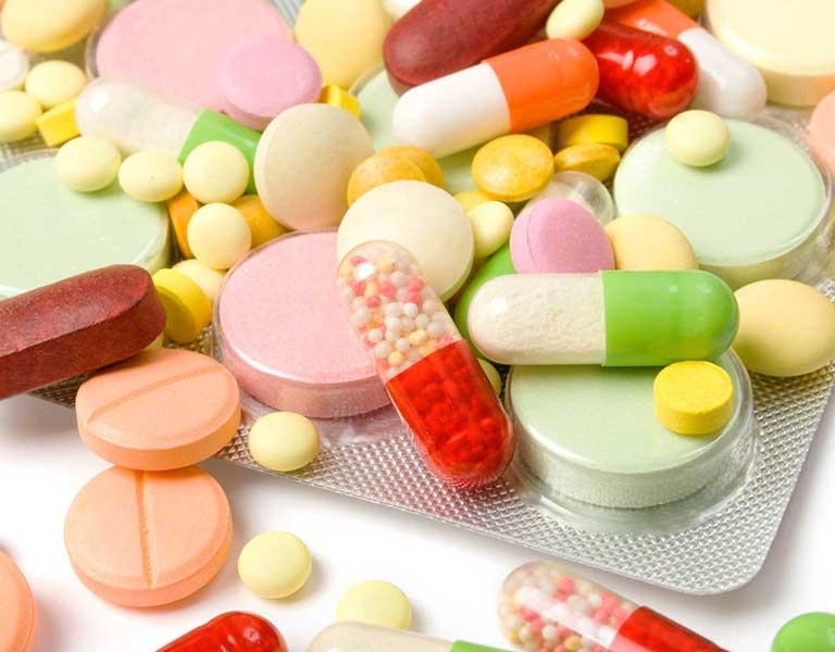 Thuốc Tây thường được chỉ định với mục đích giảm đau cấp tính