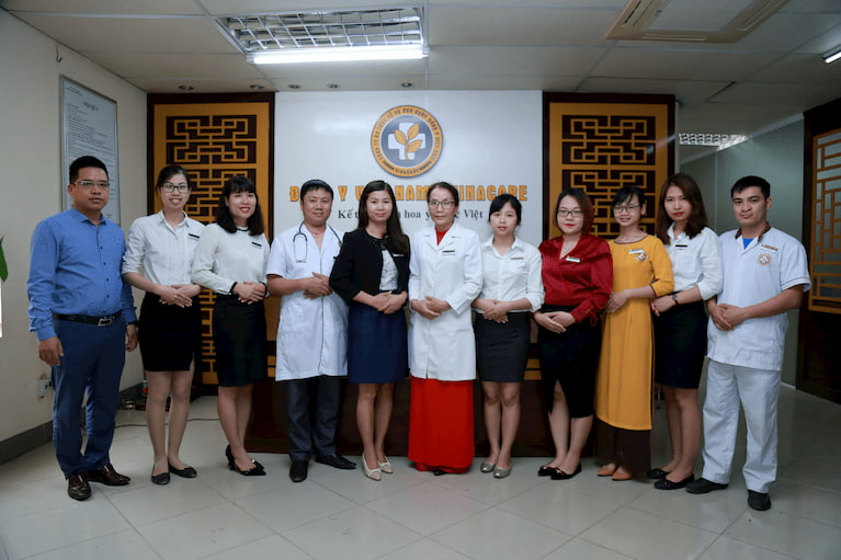 Trung tâm Thừa kế & Ứng dụng Đông y Việt Nam - tiền thân của Bệnh viện YHCT Xương khớp Quân dân 102