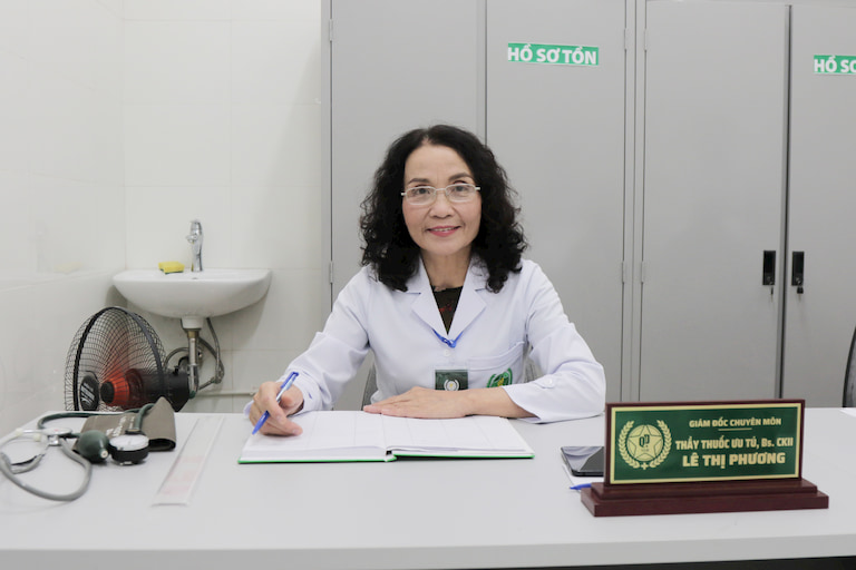 Bác sĩ Lê Phương - Người thầy thuốc vừa có tài vừa có đức