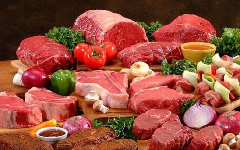 Người bệnh cần giảm lượng thịt đỏ trong mỗi bữa ăn