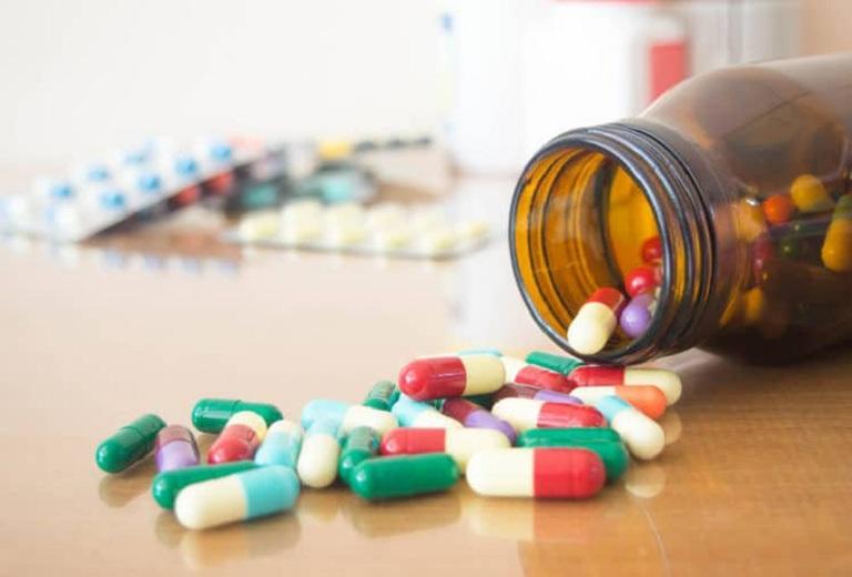 Thuốc giảm đau, chống viêm được sử dụng phổ biến để điều trị viêm bao hoạt dịch