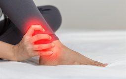viêm khớp cổ chân
