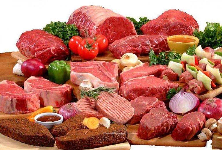 Ăn nhiều thịt đỏ cũng sẽ khiến phản ứng viêm trong cơ thể trở nên nghiêm trọng hơn