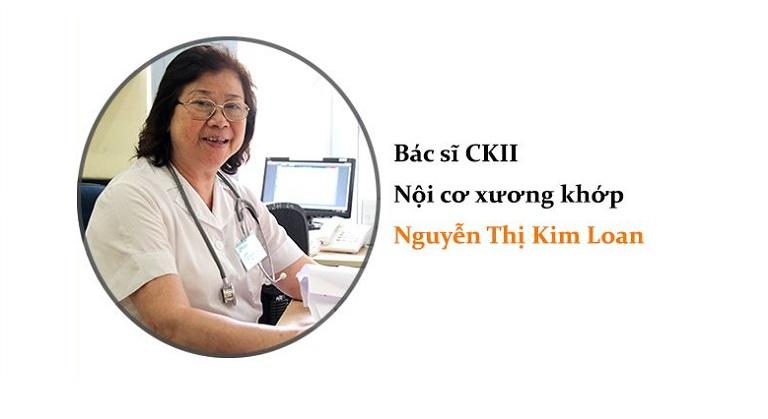 Bác sĩ Nguyễn Thị Kim Loan có kinh nghiệm học tập, tu nghiệp tại nước ngoài