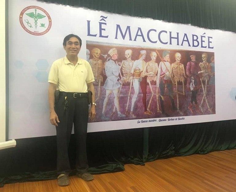 Bác sĩ Trần Ngọc Tuấn là chuyên gia đầu ngành cơ xương khớp hiện nay