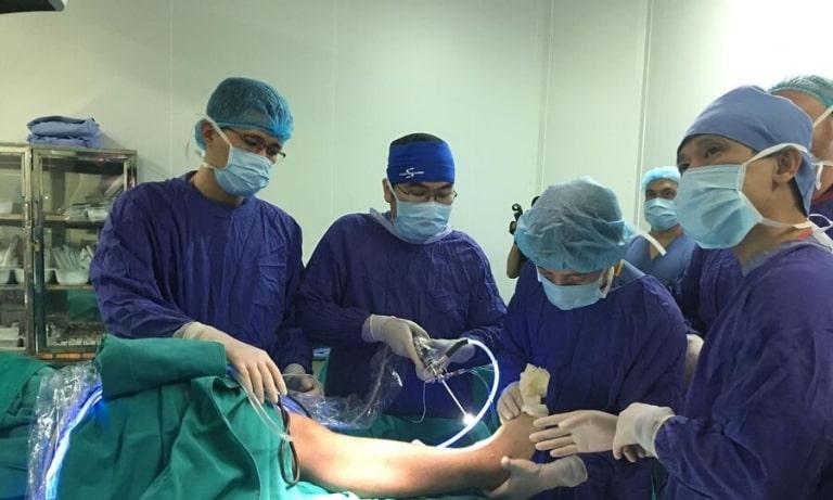 Phương pháp phẫu thuật chỉ là biện pháp cuối cùng