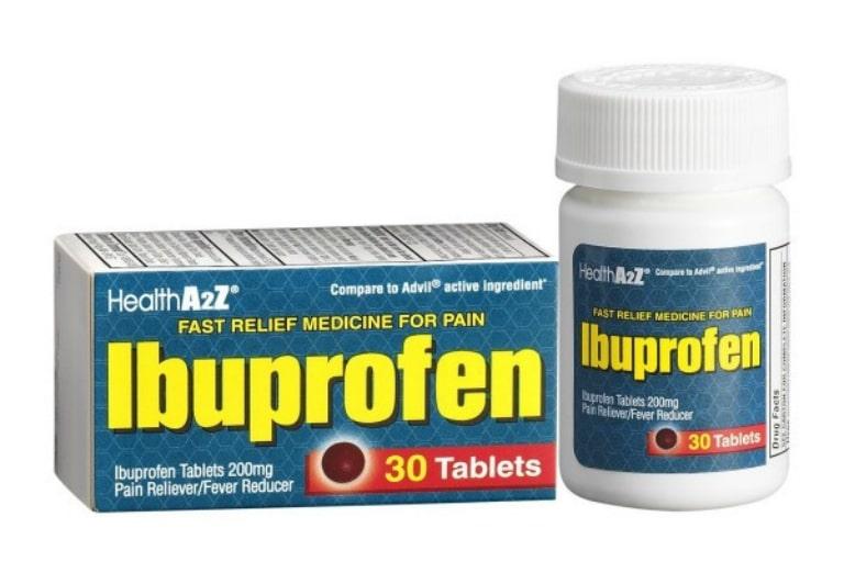 Thuốc Ibuprofen có thể sử dụng không cần kê đơn