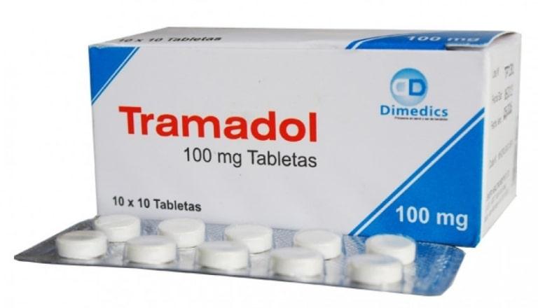 Thuốc Tramadol được dùng kết hợp với các loại thuốc giảm đau như Paracetamol sẽ tăng hiệu quả
