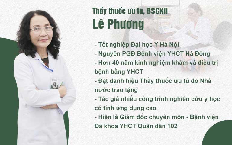 Bác sĩ Lê Phương sẽ là người đồng hành cùng quý phụ huynh khi trẻ nhỏ gặp vấn đề về xương khớp