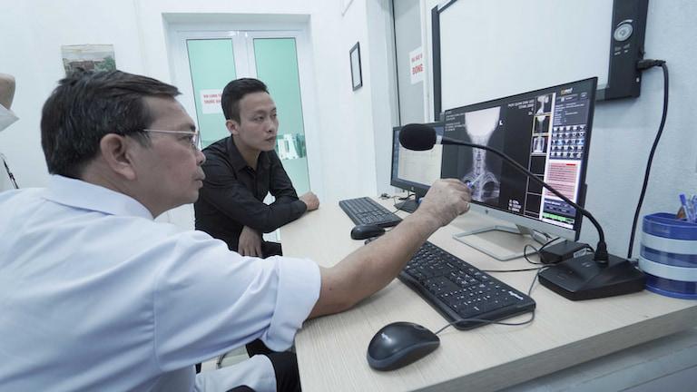 Kết hợp thăm khám Tây y mang lại hiệu quả chẩn đoán chính xác hơn