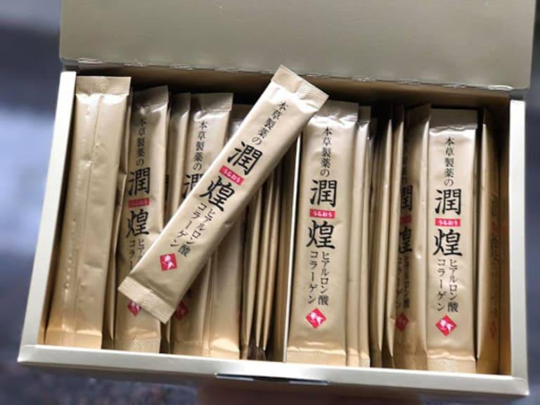 Thuốc viêm khớp của Nhật Collagen Hanamai Gold