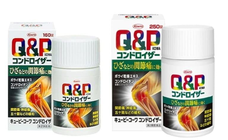 Thuốc đau khớp ở Nhật Q&P Kowa