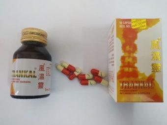 5 loại thuốc khớp Thái Lan được đánh giá cao nhất thị trường
