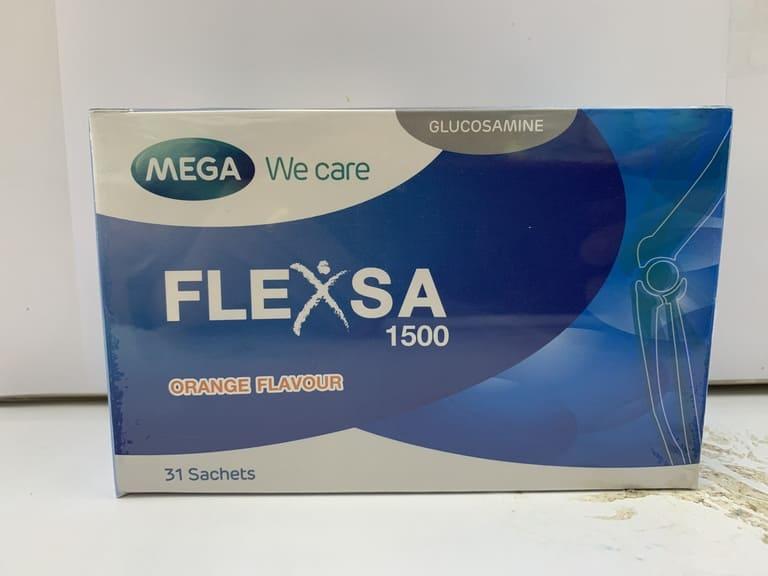 Flexsa 1500 là một trong những loại thuốc khớp Thái Lan được nhiều người sử dụng