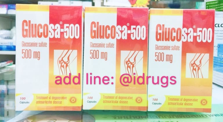 Glucosa 500 giúp người bệnh nhanh chóng loại bỏ các triệu chứng khó chịu của bệnh khớp