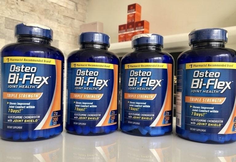 Viên uống Osteo Bi-Flex Triple Strength có công thức tự tiêu trong vài phút đồng hồ