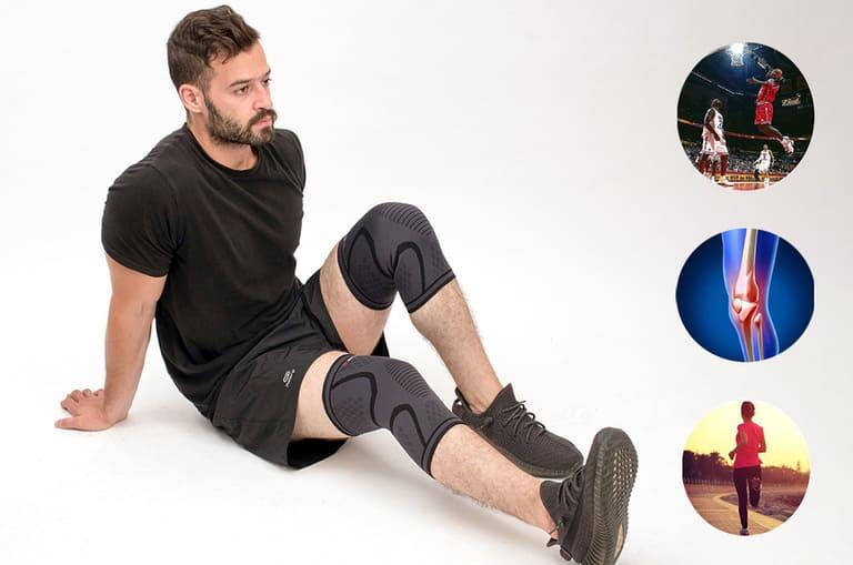 Để tránh đau đầu gối khi đạp xe người bệnh cần chuẩn bị kỹ càng, nên dùng bao khớp gối