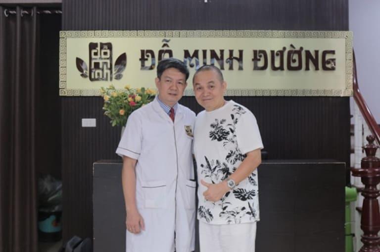 Nghệ sỹ Xuân Hinh chọn Đỗ Minh Đường để chữa bệnh đau khớp