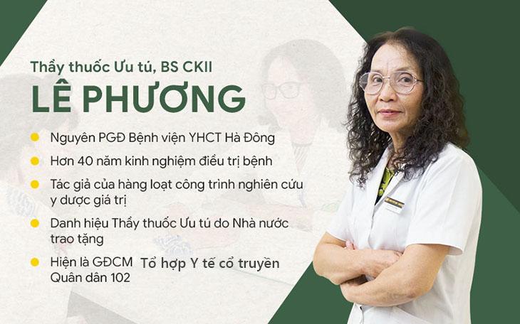 Bác sĩ Lê Phương chữa bệnh đau dây thần kinh liên sườn