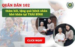 Hoạt động thiện nguyện tại Kiến Xương, Thái Bình