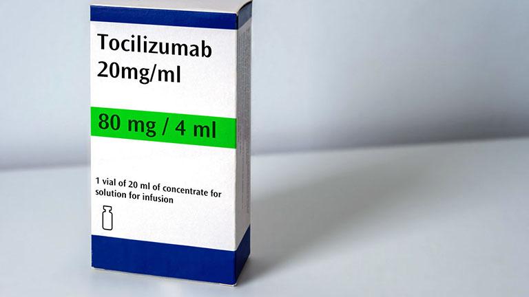 Thuốc sinh học điều trị viêm khớp dạng thấp Tocilizumab