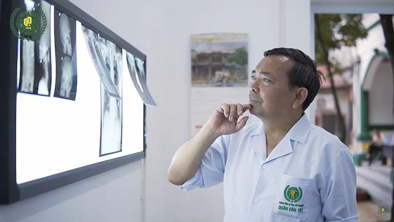 Kết hợp thăm khám y học hiện đại cho kết quả chẩn đoán chính xác