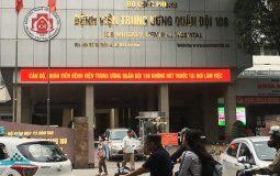 Bệnh viện Trung ương Quân đội 108 là một địa điểm uy tín bạn có thể tham khảo