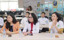 Hội thảo chuyên môn tại Quân Dân 102 với chủ đề thải độc cơ thể